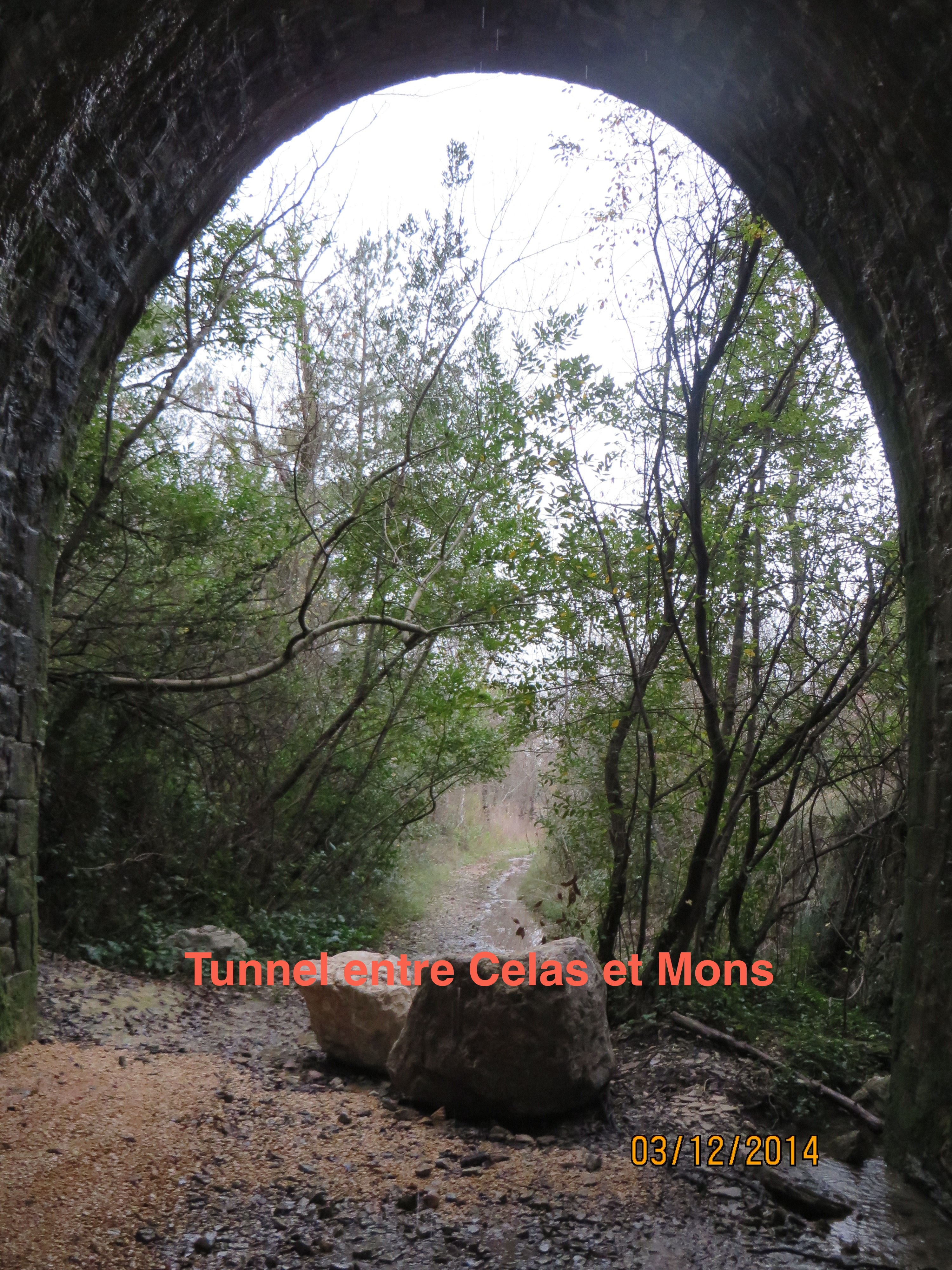 1 Entree tunnel cotu00E9 Celas