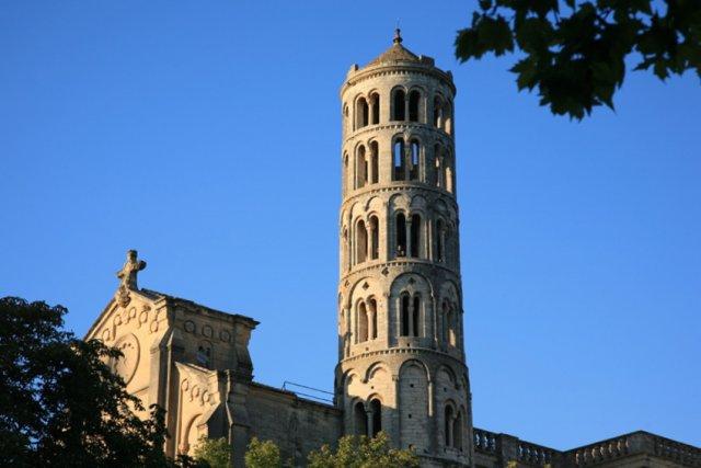 Uzès la Tour Fénestrelle